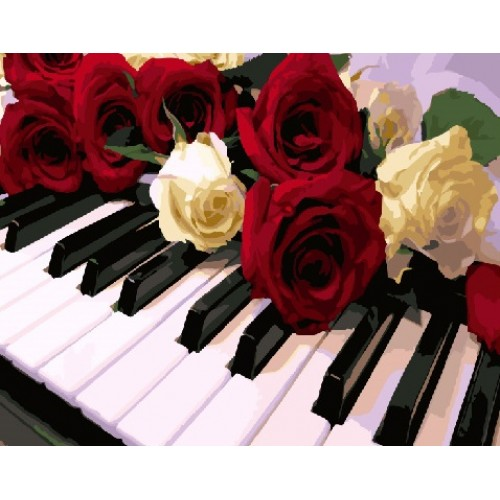 Рози и пиано