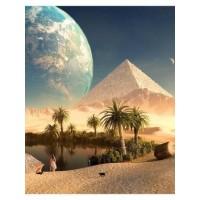 Оазис в пустинята