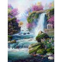 Приказен водопад