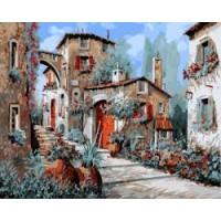 Средновековен град-Гвидо Борели