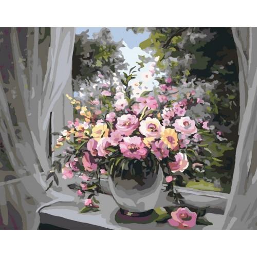 Букет на прозореца, Анка Булгару