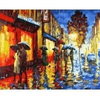 Дъждовни светлини