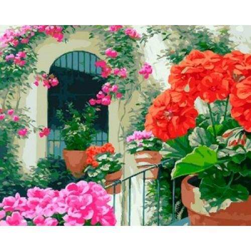 Испански двор