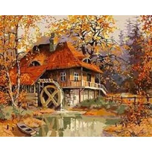 Старата воденица