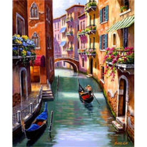 Венеция (40х50см)