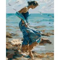 Насаме с морето, Инес Гармаш