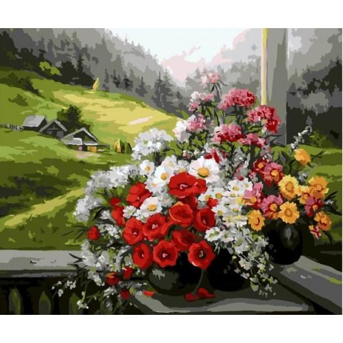 Цветя и природа