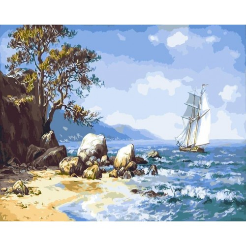 Морски залив