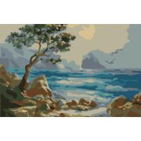 Морски пейзаж - (20х30)